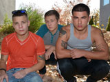 Tyler, Brody And Vadim