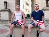 Brandon Evans And Ryan
