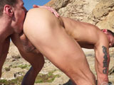 home - Cock by the ocean from Falcon Studios