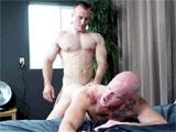 Marc Montana and Roman