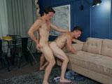 Lane and Cole Bareback