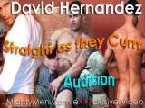 Straight Latino Muscle David Hernandez from Mighty Men