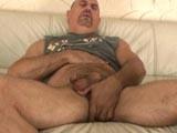 Daddy matt jerking off
