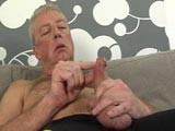 Daddy blows a monster