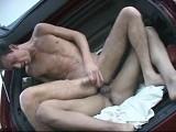 Riding aj on the tailg