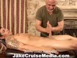 Jimmy coxxx massaged