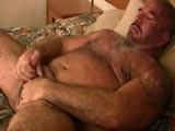 Hairy Daddy Felice Jer
