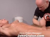 Gavin Waters Massaged