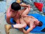 Matt and Eric Bareback