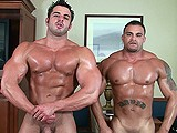 Two Hunks Muscle