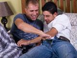 Brandon and Tony
