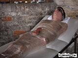 Blindfolded and Mummif