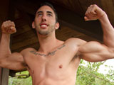 Hot Muscle Jock Shawn