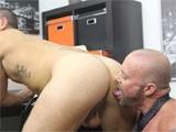 Horny Office Butt Bang